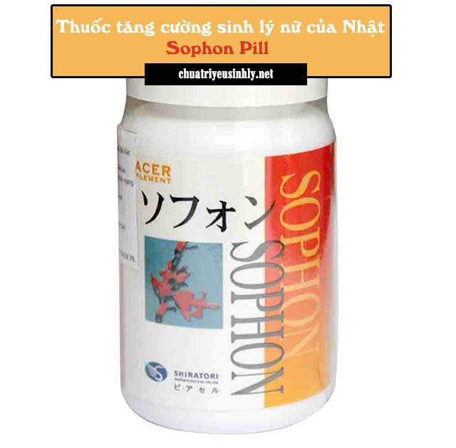 Thuốc tăng cường sinh lý nữ của NhậtSophon Pill