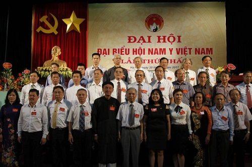 Ban chấp hành Hội Nam y Việt Nam khoá 1