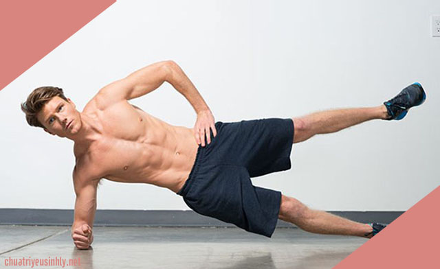Bài tập thể dục chữa yếu sinh lý nam