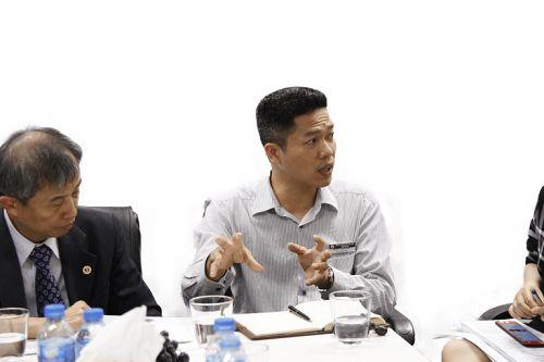 Ông Nguyễn Quang Hưng – GĐ Công ty CP Nghiên cứu & Ứng dụng Thuốc dân tộc nói về các loại thảo dược trong ứng dụng y học lâm sàng