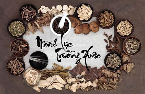 Mãnh lực Trường xuân ra đời dựa trên bài thuốc cổ của người Thái