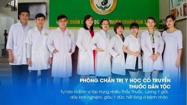 Đội ngũ bác sĩ cơ sở phía Nam
