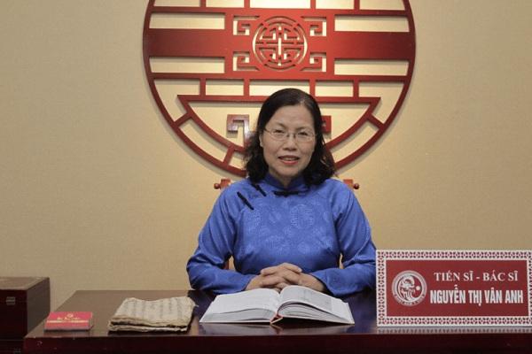 Ts, Bs Nguyễn Thị Vân Anh - Giám đốc chuyên môn tại Nhất Nam Y Viện
