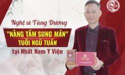 """Yếu tố """"vàng"""" trong bài thuốc Uy Long Đại Bổ mà nghệ sĩ Tùng Dương tin tưởng lựa chọn"""