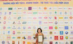 Nhất Nam Y Viện vinh dự nhận giải thưởng cao quý: Hàng Việt tốt - Dịch vụ hoàn hảo - Thương hiệu nổi tiếng