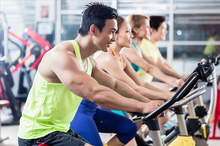 Tập luyện thường xuyên là cách tốt nhất để nâng cao sức khỏe