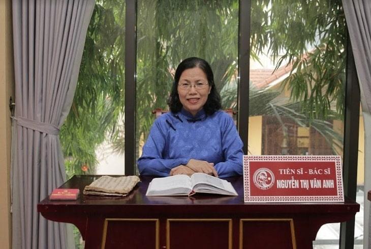 Tiến sĩ, Bác sĩ CKII Nguyễn Thị Vân Anh